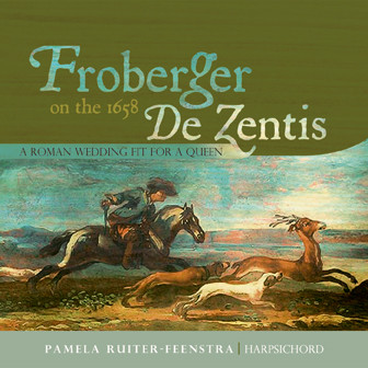 Pamela Ruiter-Feenstra performs Froberger on the legendary 1658 De Zentis harpsichord