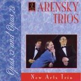 Arensky Trios, Opus 32 & 73