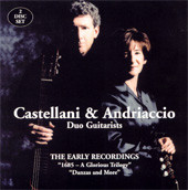 Castellani & Andriaccio, Duo Guitarists