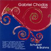 Gabriel Chodos Piano
