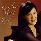 Caroline Hong Plays Corigliano, Foss & Vine