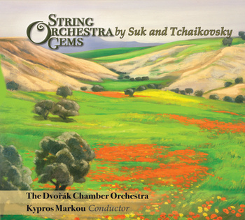 String Orchestra Gems by Suk and Tchaikovsky