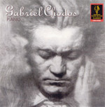 GABRIEL CHODOS PIANO, Works by Beethoven & Schubert