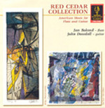 Red Cedar Collection, American Music for Flute and Guitar