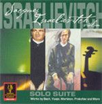 Jacques Israelievitch: Solo Suite