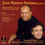 Jose Ramos Santana, Piano