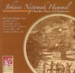 Johann Nepomuk Hummel Red Cedar Chamber Music