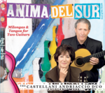 Anima del Sur, Milongas & Tangos for Two Guitars