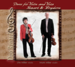 Duos for Violin and Viola, Mozart & Brydern