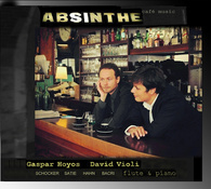 Absinthe: café music for flute and piano