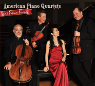 AMARA PIANO QUARTET, World Premiere Recording